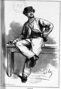 Illustration de L'Assomoir