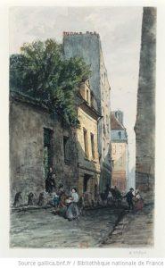 Maison du diacre Pâris