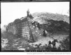Fortifications de Paris