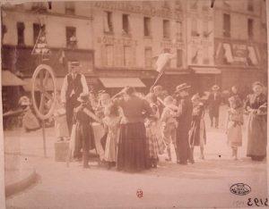 Place Saint Médard - Atget - 1900