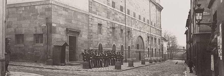 prison de Sainte Pélagie