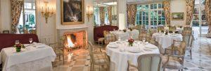 luxe et les restaurants