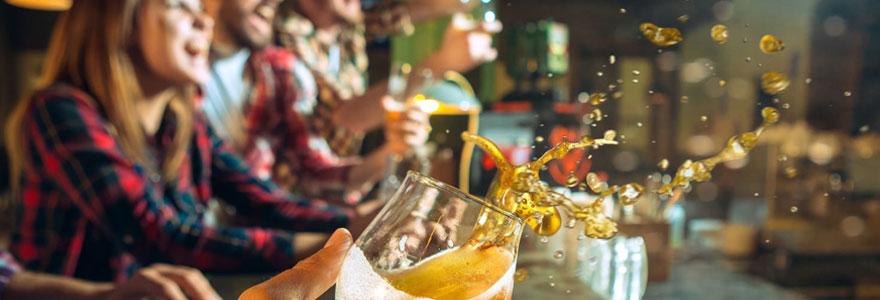 Les bars ouverts en soirée à Paris